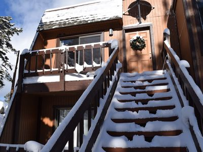 Photo for Skier's paradise! 2 Min to Heavenly NV side!! Sleeps 5-6
