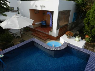 "Photo for Home with pool in Las Salinas, ""tourist home"" R. G.E: 2015002505"