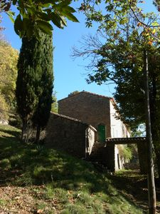 Photo for Charming traditional country house in the wild-romantic mountains of Cévennes