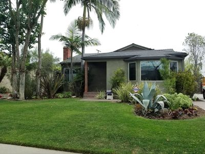 Photo for Beautiful clean Culver City home with a private bedroom with  a shared bath