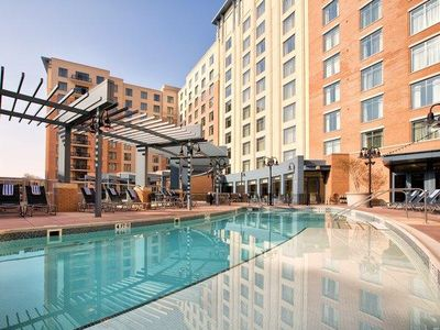 Photo for National Harbor Condo w/ WiFi, Resort Pool & Free Shuttle to D.C.