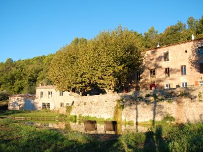 Photo for The Bocage is located between the wine-growing areas of the Côtes de Provence