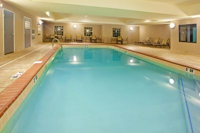 Free Wi Fi Free Breakfast Indoor Pool 20 Minutes To The University Of Notre Dame Elkhart There is also an outdoor pool and a second indoor pool with additional water park features. vrbo