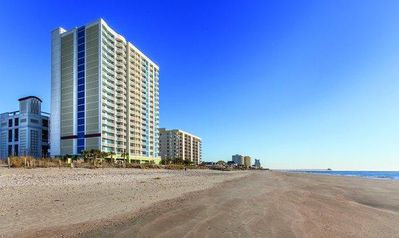Photo for Myrtle Beach, SC: Boulevard View Studio Suite w/ Pool, Lazy River, Beach & More!