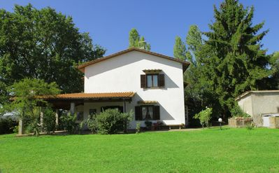 Photo for privet pool villa in Soriano in the cimino