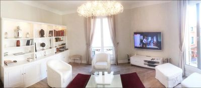 Photo for Big luxury partment into The Grand Palais next to the Palais des Festivals