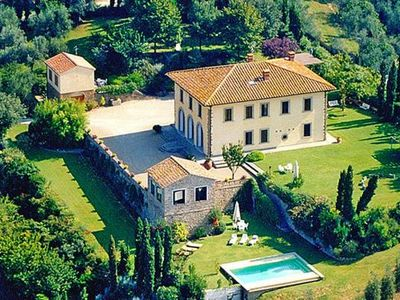 Photo for Villa Casa Nova, Vinci  in Florenz - 9 persons, 4 bedrooms