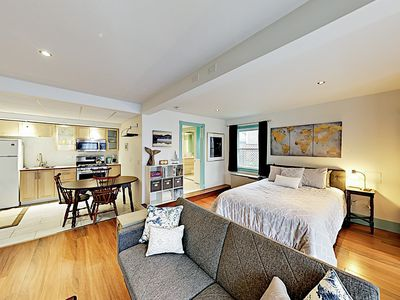 Photo for New Listing! Updated Downtown Studio – Near Acadia National Park