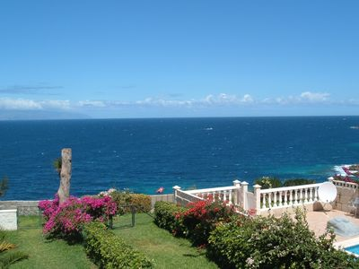 Photo for beautiful apartment with sea view 500 meters to the beach Tenerife South