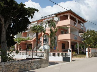 Photo for Apartment in Pakoštane (Biograd), capacity 4+1