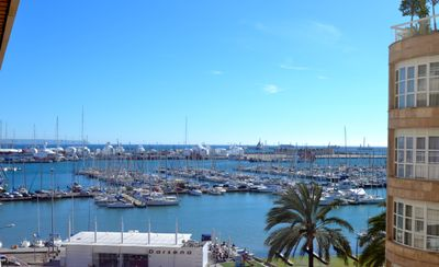Photo for CAPUCCINO 3. Waterfront apartment with private terrace and amazing views.