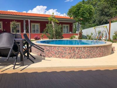 Photo for Ponte de Lima - peaceful home with swimming pool