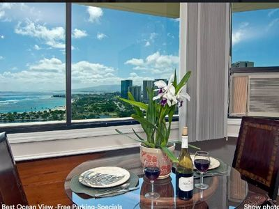 Photo for Absolutely Ocean View - Free Parking - Licensed - $99 Special!