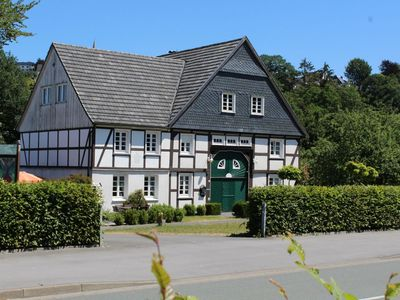 Photo for Hiking, barbecues, cozy get together to 9 people. in Warstein-Hirschberg