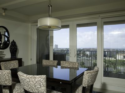 Photo for AMAZING BAYVIEW! Spacious living & dinning room 1 bed condo, WIFI,PET FRIENDLY!