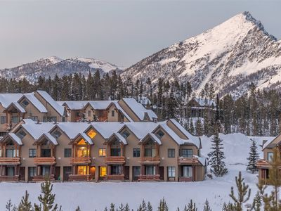 Photo for Saddleridge Slopeside Retreat - Ski-in/Ski-out, Hot Tub, New Listing!