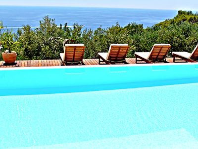 Photo for Villa Lavender-comfortable one bedroom flat with breathtaking views