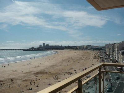 Photo for Apartment Les Sables-d'Olonne, 2 bedrooms, 4 persons