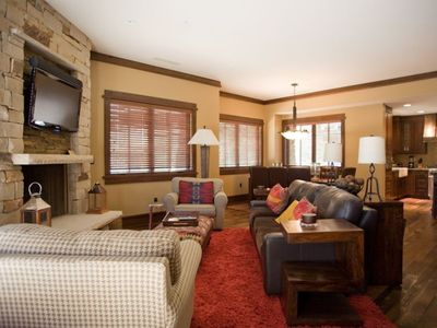 Photo for Special Rates! Luxury 3 Bd Ski-in/Out Arrowleaf at Empire Pass