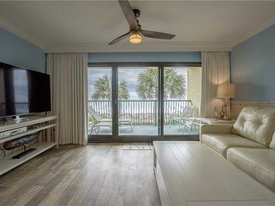 Photo for Perfection Achieved! 212 Is the Perfect BEACH FRONT Condo. REMODELED January 2019. Destin Beach Club