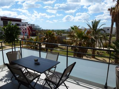 Photo for Sète: individual rents T2 nice apartment 2 minutes walk from the beach.