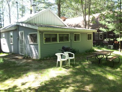 3br cottage vacation rental in waupaca wisconsin 130741 agreatertown rh agreatertown com waupaca lake rentals waupaca lake rentals