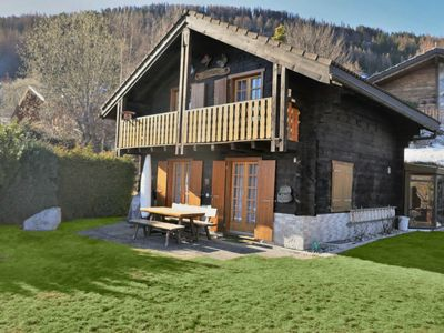 Photo for Vacation home Mirabeau in Nendaz - 6 persons, 3 bedrooms