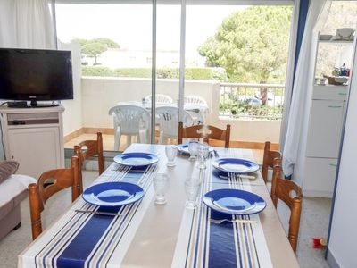 Photo for Port Camargue Apartment, Sleeps 4 with WiFi