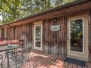 2BR Cabin Vacation Rental in Milam, Texas