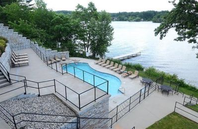 Photo for #414 Lake Views w/Balcony-Resort Pool-Beach-Summer Passes to Noah's Ark Included