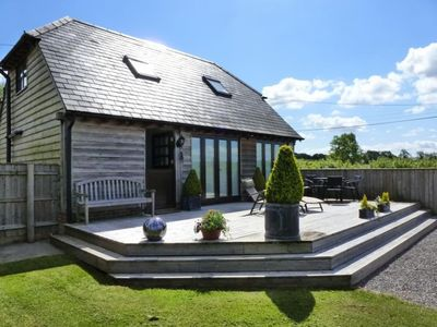 Photo for Luxurious One Bedroom Holiday Cottage In Beautiful Rural Dorset