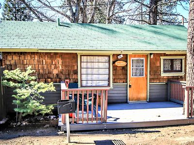 Photo for Country house 542 m from the center of Big Bear Lake with Parking, Internet (983679)