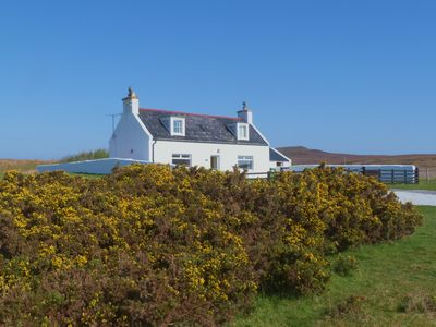 Photo for Traditional Highland Cottage With Stunning Panoramic Mountain And Sea Views