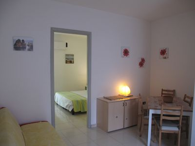 Photo for Nice apartment furnished and equipped at the entrance of the itinerary Arab-norman