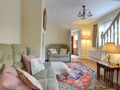 Photo for Nicely furnished cottage with large garden just outside Crowborough