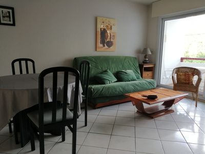 Photo for Appart T3 Hendaye, 100 m from the beach