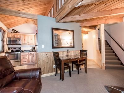 Photo for 3 bed Ptarmigan- New furniture, A/C & more 2019