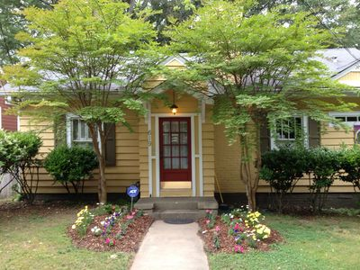 Decatur - Entire 1940's Bungalow, 2/2 with fenced back yard, off-street parking.