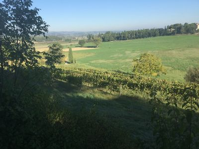 Photo for Pet friendly, conveniently located country home in Tuscany renovate