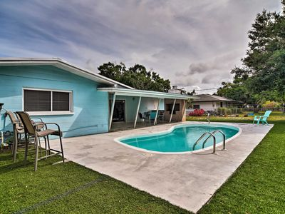 Photo for NEW! Sarasota Home w/Large Backyard & Water Access