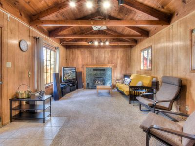 Photo for SKI LEASE | Great South Lake Home by Heavenly! 30+ Days Only
