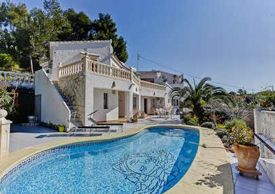 Photo for Villa Vistes de Calp is a typical Spanish villa and is ideally situated for those wishing to walk to