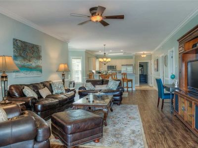Photo for PREMIERE PROPERTY! Exquisitely furnished w/ AMAZING lake view!