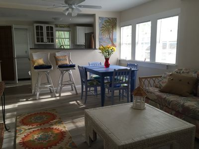 Photo for The House & The Sea. Cozy Cottage.  All Fun In The Sun Within Walking Distance