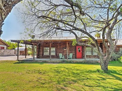 Photo for Lakefront Horseshoe Bay Home on 1 Acre w/Boat Dock