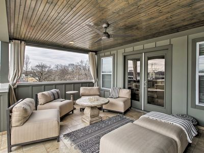 Photo for NEW! Nashville Townhouse w/ Rooftop Near Downtown!