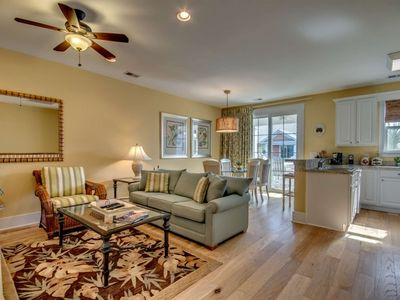 Photo for Updated End Unit Villa in North Beach Plantation