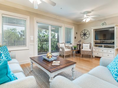 Photo for Brass Rail 317: 3 BR / 2.5 BA condo in Tybee Island, Sleeps 8