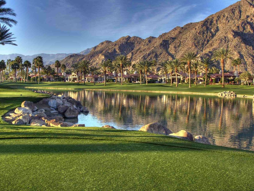 Stunning PGA West Palmer Course Home, Private Pool/Spa and Casita