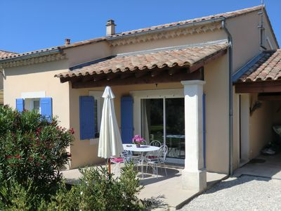 Photo for THE PITCHOLINE *** WITH GARDEN AND SWIMMING POOL IN LIMIT OF THE DRÔME PROVENCALE